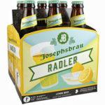 Josephsbrau Radler Lemon Beer