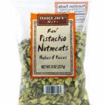 Trader Joe's Raw Pistachio Nutmeats Halves & Pieces