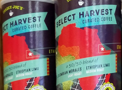Trader Joe S Select Harvest Curated Coffee Columbian