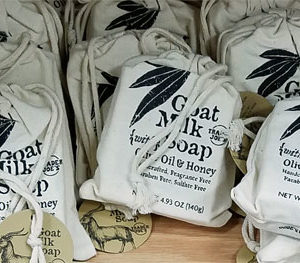 Trader Joe's Goat Milk Soap with Olive Oil & Honey