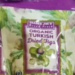 Trader Joe's Organic Turkish Dried Figs