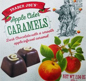 Trader Joe's Apple Cider Caramels