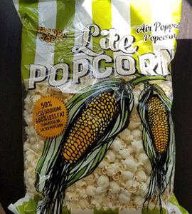 Trader Joe's Air-Popped Lite Popcorn