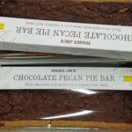 Trader Joe's Chocolate Pecan Pie Bar