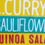 Trader Joe's Curry Cauliflower Quinoa Salad