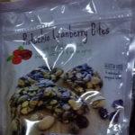 Trader Joe's Pistachio Cranberry Bites