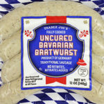 Trader Joe's Uncured Bavarian Bratwurst