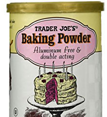 Trader Joe's Baking Powder