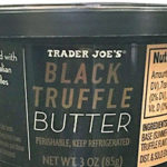 Trader Joe's Black Truffle Butter
