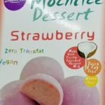 Buono Dairy-Free Strawberry Mochi