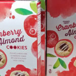 Trader Joe's Cranberry Almond Cookies
