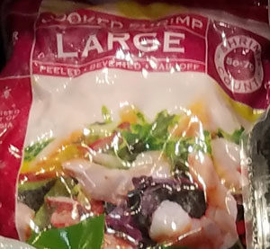 Trader Joe's Large Cooked Shrimp