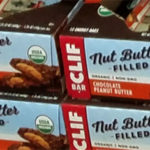 Nut Butter Filled Chocolate Peanut Butter Clif Bar
