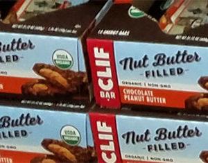 Nut Butter Filled Chocolate Peanut Butter Clif Bar