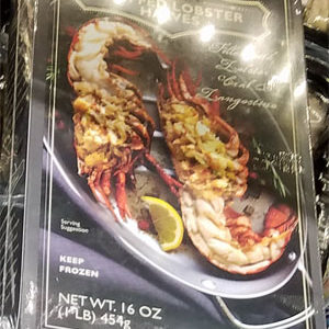 Trader Joe's Stuffed Lobster Halves
