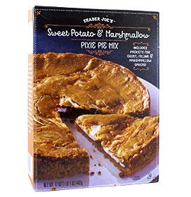 Trader Joe's Sweet Potato & Marshmallow Pixie Pie Mix