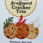 Trader Joe's Scalloped Cracker Trio