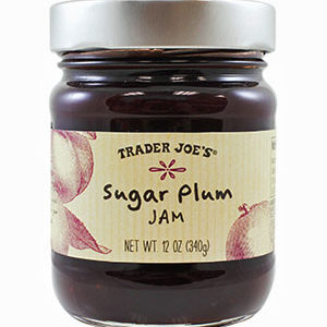 Trader Joe's Sugar Plum Jam