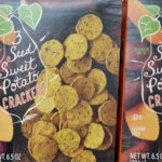 Trader Joe's 3 Seed Sweet Potato Crackers