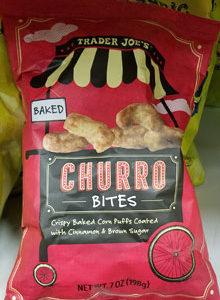 Trader Joe's Churro Bites