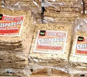 Trader Joe's Gluten-Free Crispbread