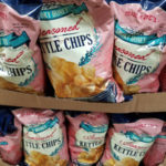 Trader Joe's Smokey Honey Seasoned Kettle Chips