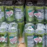 Trader Joe's Sparkling Pressed Apple Juice