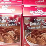 Trader Joe's Creamy Tomato Soup Seasoned Crackers