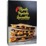 Trader Joe's Chipotle Vegetable Quesadillas
