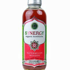 Synergy Organic Watermelon Wonder Kombucha