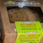 Trader Joe's Apple Crumble Pie