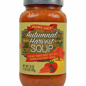 Trader Joe's Autumnal Harvest Soup