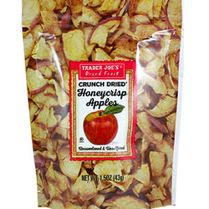 Trader Joe's Crunch Dried Honeycrisp Apples