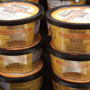 Trader Joe's Autumnal Harvest Alfredo Sauce