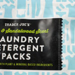 Trader Joe's Citrus Sandalwood Laundry Detergent Packs