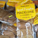 Trader Joe's Spiced Pumpkin Madeleine Cookies