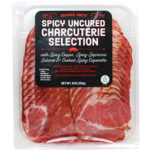 Trader Joe's Spicy Uncured Charcuterie Selection