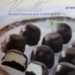 Trader Joe's Vanilla Ice Cream Bon Bons with Chocolate Cookie Crust