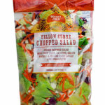 Trader Joe's Yellow Curry Chopped Salad Kit