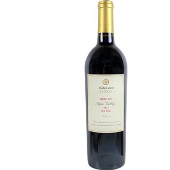 Trader Joe's Reserve Meritage Napa Valley Wine