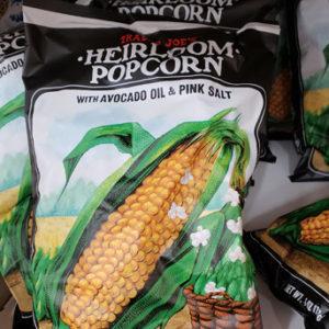 Trader Joe's Heirloom Popcorn