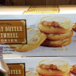 Trader Joe's Peanut Butter Cartwheel Cookies