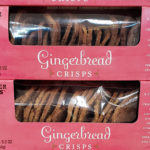 Trader Joe's Gingerbread Crisps