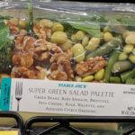 Trader Joe's Super Green Salad Palette