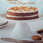 Trader Joe's Triple Ginger Cake