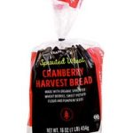 Trader Joe's Sprouted Wheat Cranberry Harvest Bread