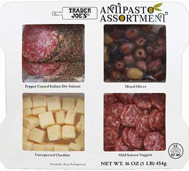 Trader Joe's Antipasto Assortment