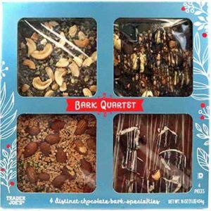 Trader Joe's Bark Quartet