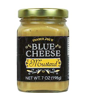Trader Joe's Blue Cheese Mustard