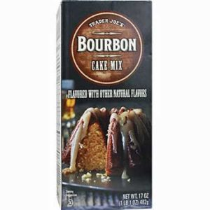 Trader Joe's Bourbon Cake Mix